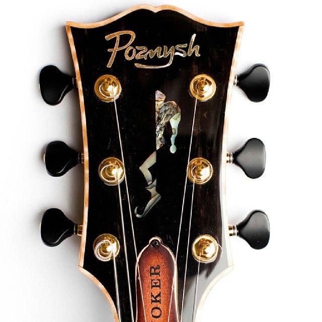 Гитары by Dmitry Poznysh - главная. Мастеровые гитары на заказ