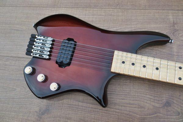 dr Endo – Изготовление гитар на заказ