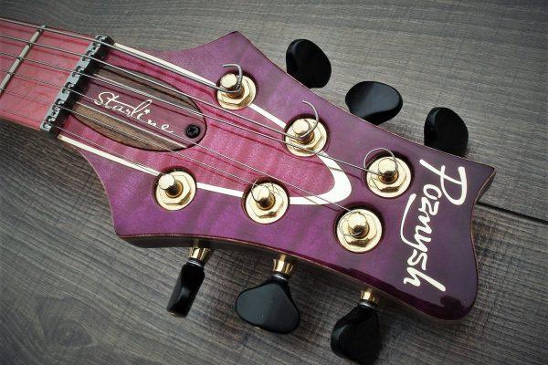 Starline Amy - гитары на заказ от Дмитрия Позныша