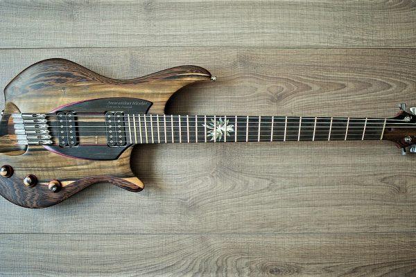 Concept – Изготовление гитар на заказ