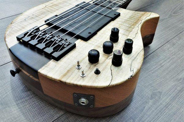 Dragon Bass 5-str – Изготовление гитар на заказ