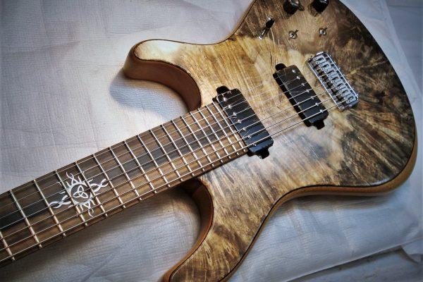 Pilgrim – Изготовление гитар на заказ