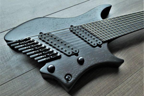 Bison – Изготовление гитар на заказ