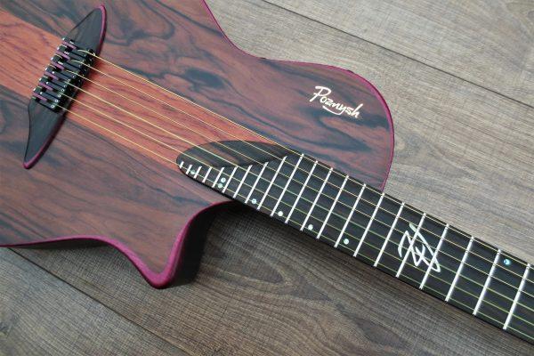 Полуакустика AZ – Изготовление гитар на заказ