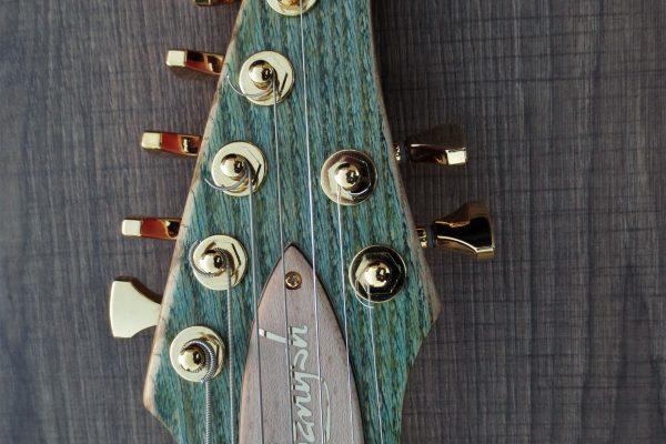 Mongoose Baritone 7 – Изготовление гитар на заказ