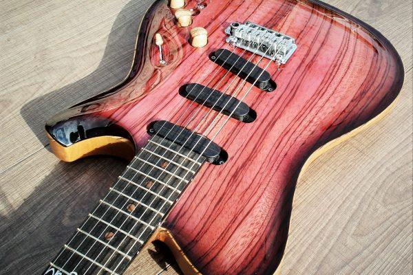 Starline Zebra Mark – Изготовление гитар на заказ