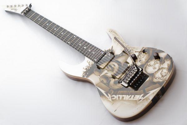 ESP Metallica – Изготовление гитар на заказ