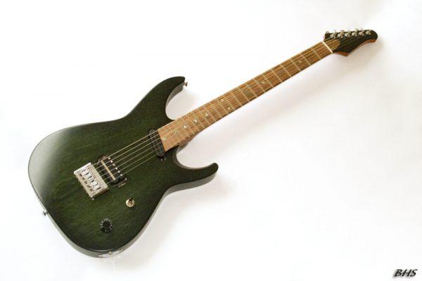 SGB Green – Изготовление гитар на заказ