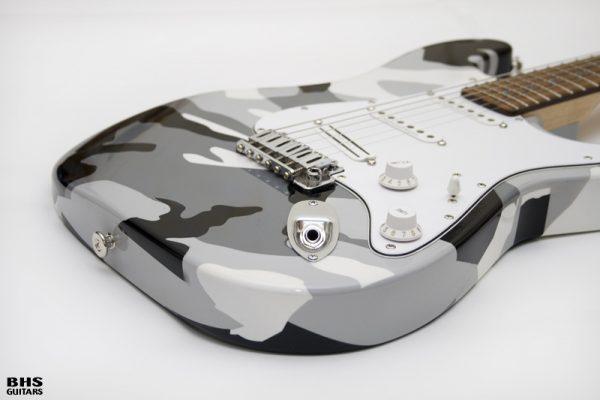 Strat Militari – Изготовление гитар на заказ