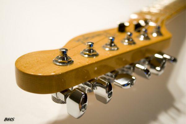 Mahogany Tele – Изготовление гитар на заказ