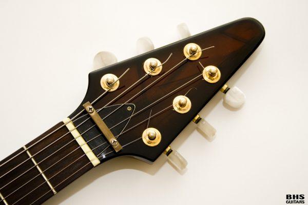 MOP Flying V – Изготовление гитар на заказ