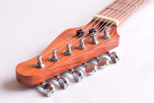 Sam GreyTele – Изготовление гитар на заказ