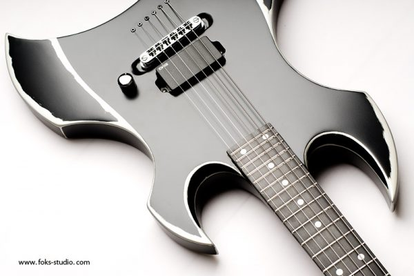Warrior – Изготовление гитар на заказ
