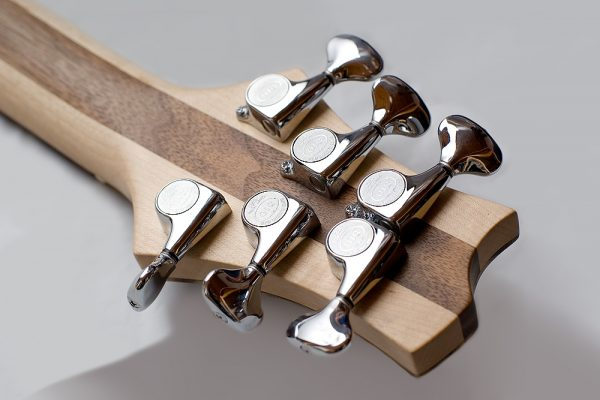 Zebrano – Изготовление гитар на заказ