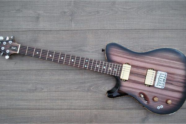 Starline left – Изготовление гитар на заказ