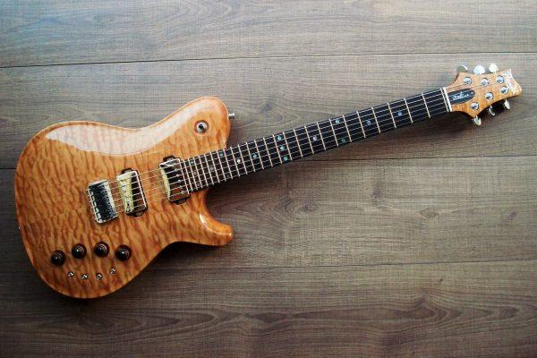 Starline Brian – Изготовление гитар на заказ