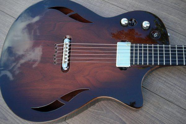 T5 – Изготовление гитар на заказ