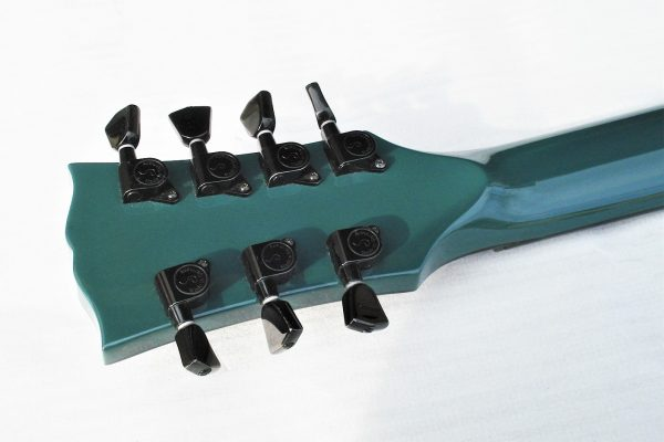 LP7 – Изготовление гитар на заказ