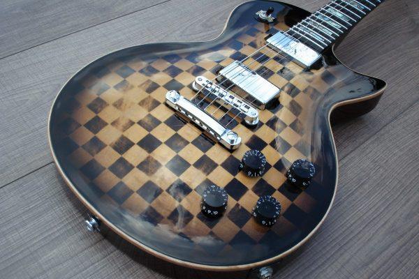 LP Chessi – Изготовление гитар на заказ