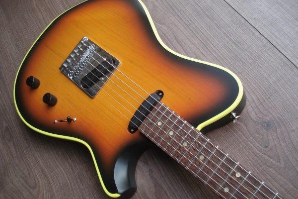 Starline 911 – Изготовление гитар на заказ