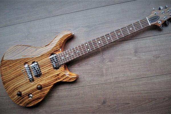Julia – Изготовление гитар на заказ