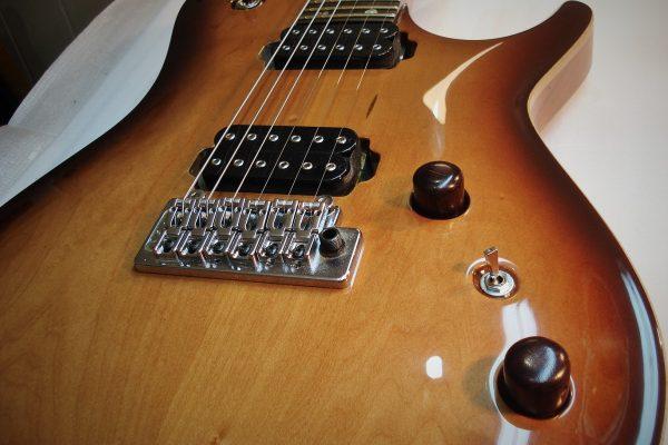 Starline 24 – Изготовление гитар на заказ