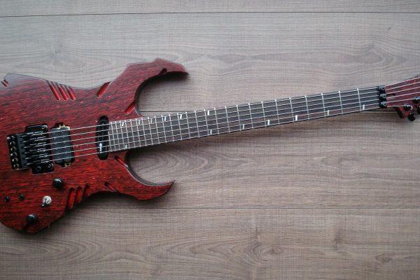 Rusich Berserk – Изготовление гитар на заказ