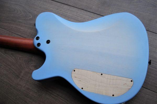Starline Blue Dream – Изготовление гитар на заказ