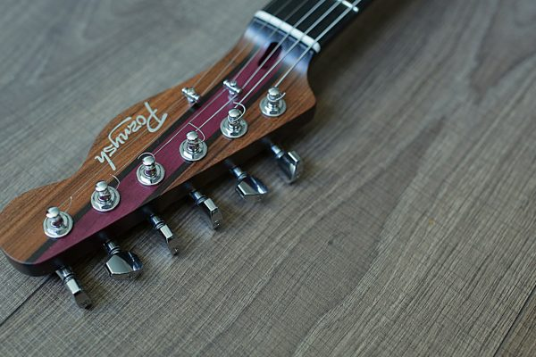 Starline Zebra Blue – Изготовление гитар на заказ