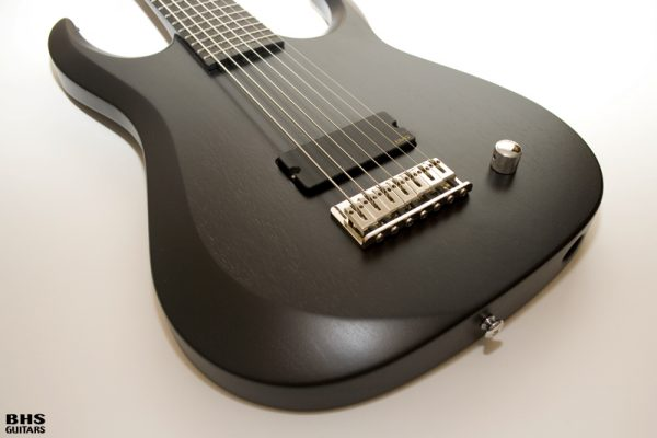 RG – Изготовление гитар на заказ