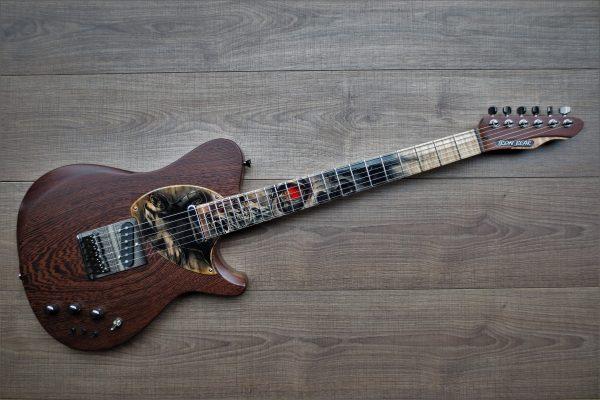 Starline Iron Bear – Изготовление гитар на заказ