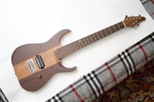 Mongoose 7 – Изготовление гитар на заказ