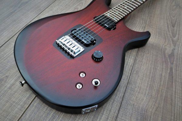 Starline III Baritone – Изготовление гитар на заказ