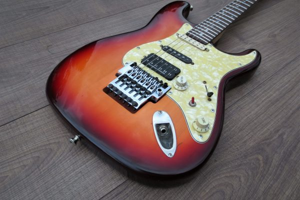 Strat Style FR – Изготовление гитар на заказ