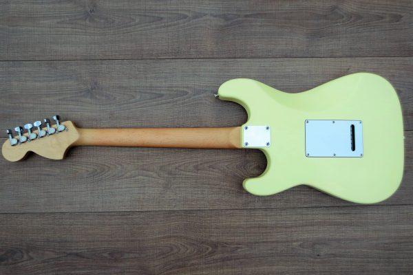 Strat Vanil – Изготовление гитар на заказ