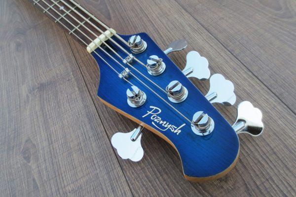 Bass S5 – Изготовление гитар на заказ