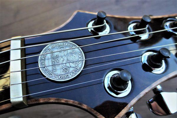 Полтинник – Изготовление гитар на заказ
