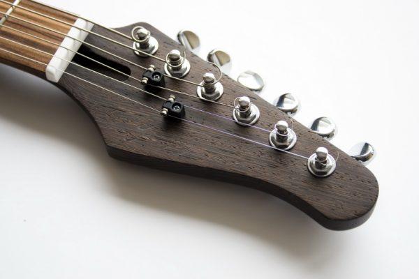 SGB Green II – Изготовление гитар на заказ