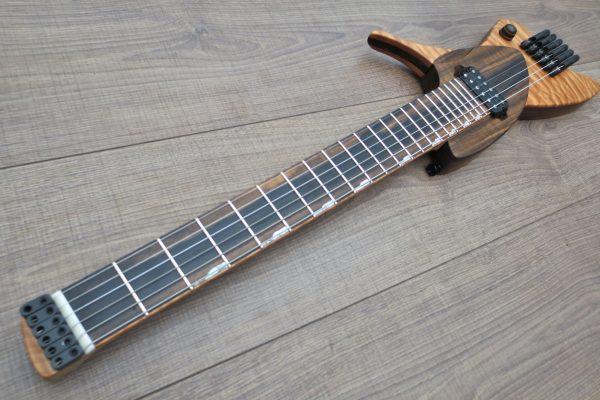 Travel Cayenne – Изготовление гитар на заказ