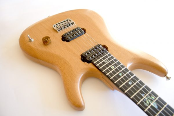Samael – Изготовление гитар на заказ