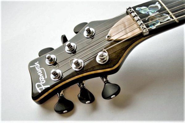 Butterfly – Изготовление гитар на заказ