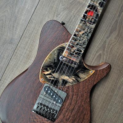 Starline Iron Bear Эксклюзивные гитары класса Boutique – Гитары на заказ – Мастеровые гитары