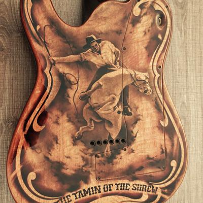 Nataly Эксклюзивные гитары класса Boutique – Гитары на заказ – Мастеровые гитары