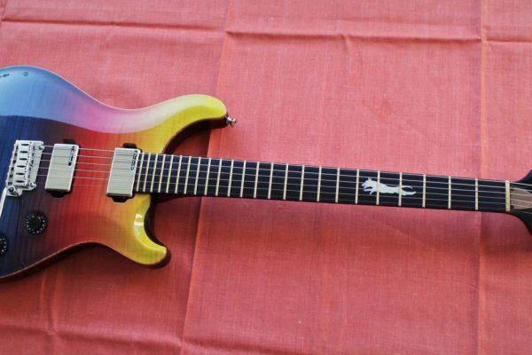 Rainbow – Изготовление гитар на заказ