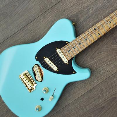 Starline Bananas Republic Эксклюзивные гитары класса Boutique – Гитары на заказ – Мастеровые гитары
