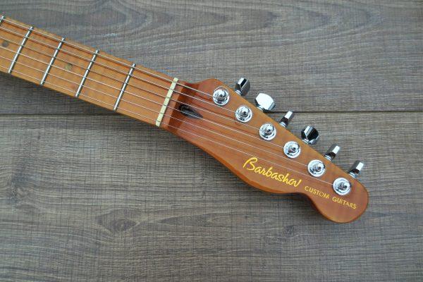 Tele Barbashov&Poznysh – Изготовление гитар на заказ