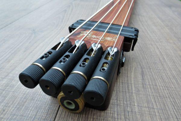 Basset Plax - мастеровые гитары на заказ оот известного мастера Дмитрия Позныша