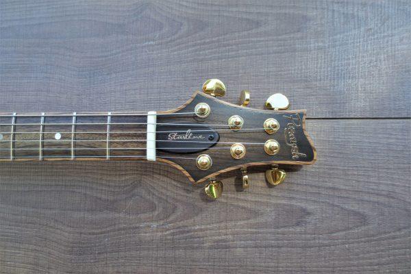 Starline HMR- мастеровые гитары от известного мастера Дмитрия Позныша.