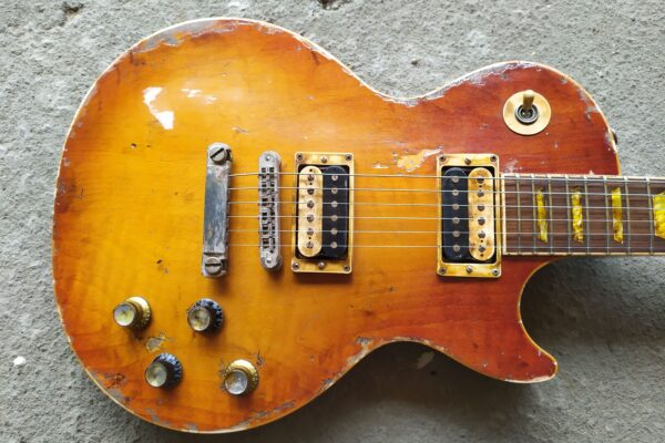 Gibson Extra Hard Relic